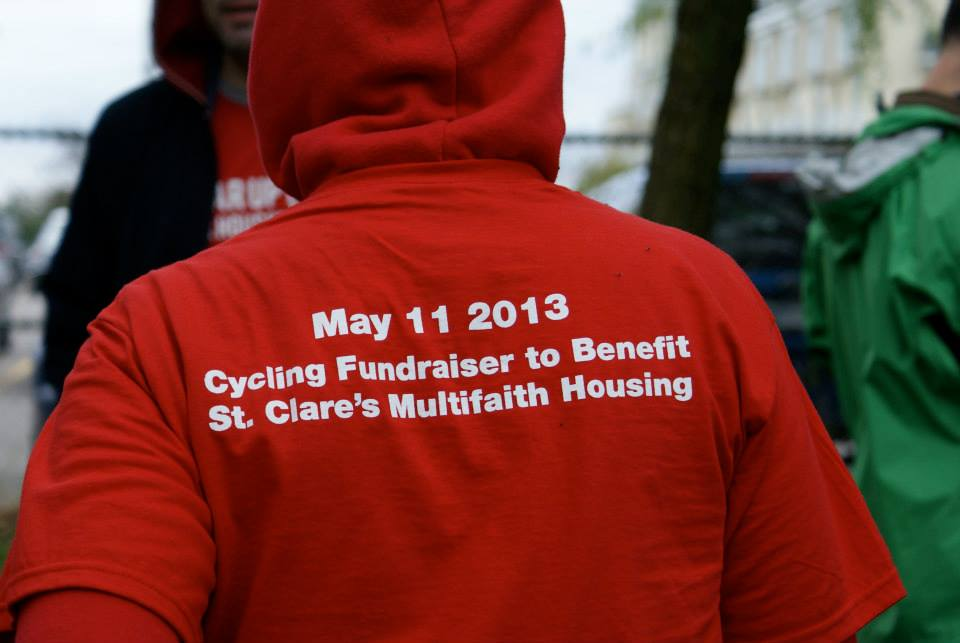 Gear Up for Housing St. Clare's Multifaith Housing