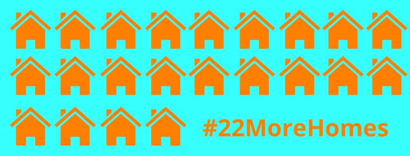 #22MoreHomes Gear Up For Housing St. Clare's Multifaith Housing